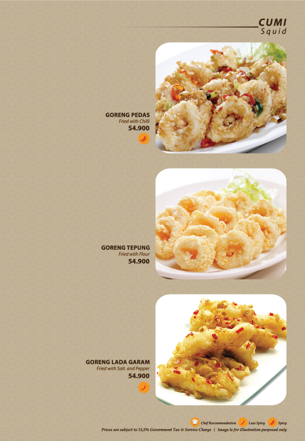 Imperial Kitchen Menu - Page 25