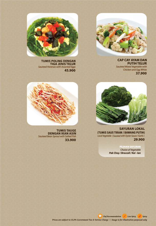 Imperial Kitchen Menu - Page 21