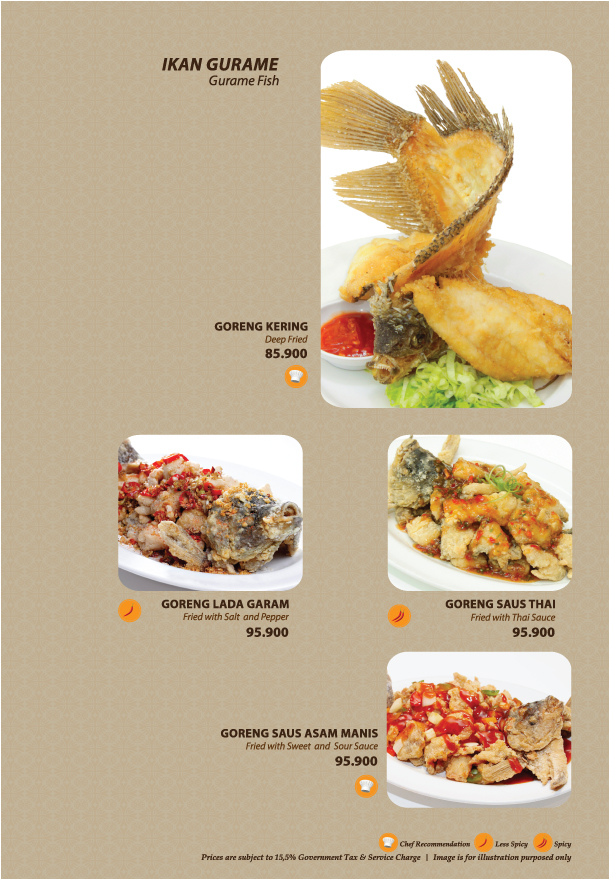 Imperial Kitchen Menu - Page 23