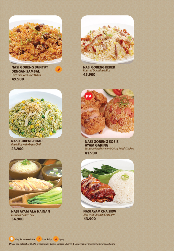 Imperial Kitchen Menu - Page 16